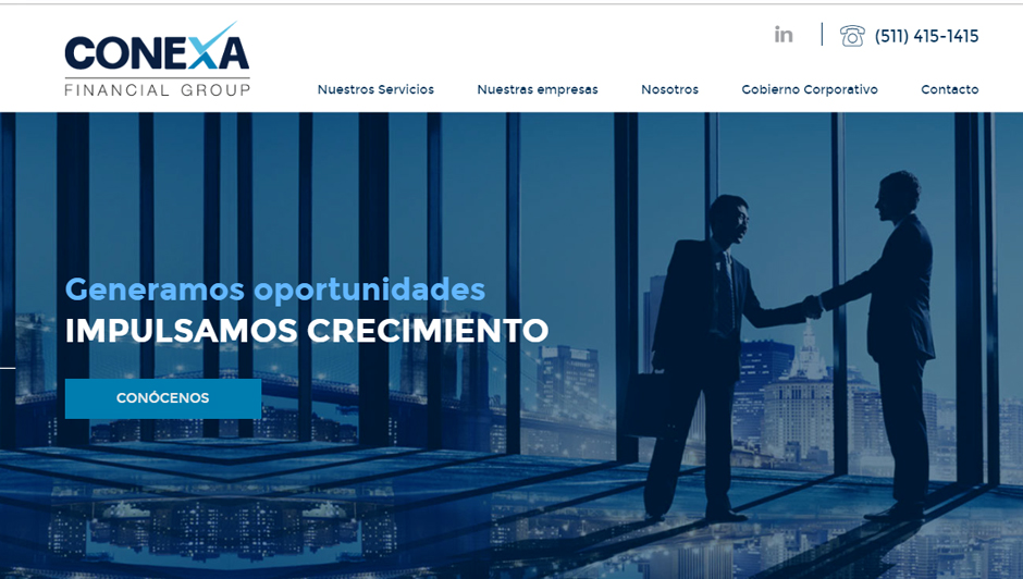Interfono, un aliado de negocios para Conexa Financial Group