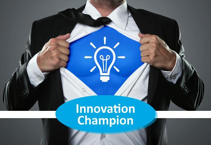 Cómo ser un Champion de la Innovación
