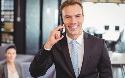 Llamadas de negocio entrantes y en cola con tu central telefónica en la nube
