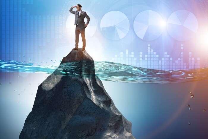 Transformación digital: ejecutivo abandonado